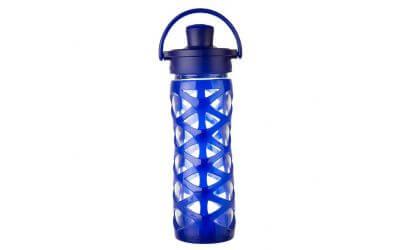 AUSVERKAUF! -25% auf verschiedene Glas TRINKFLASCHEN mit Classic Cap, Flip Top oder Active Flip Deckel