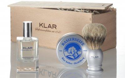 KLAR'S Herrenkiste mit Pinsel