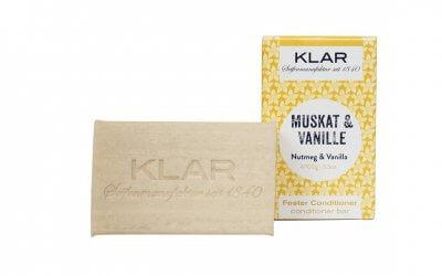 KLAR'S fester Conditioner Muskat/Vanille (für normales Haar)