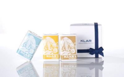 KLAR'S Geschenkset Funktionsseifen