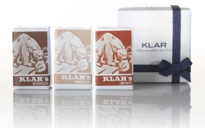 KLAR's Geschenkset Weihnachten