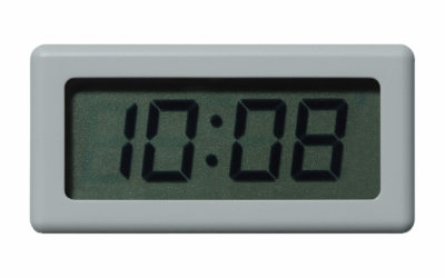 ALARM CLOCK analog & LCD