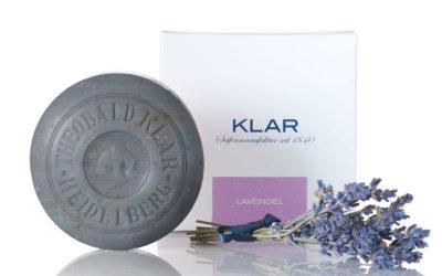 KLAR'S Lavendelseife