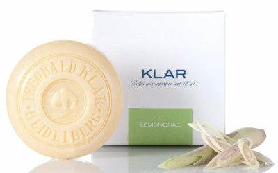 KLAR'S Lemongrasseife
