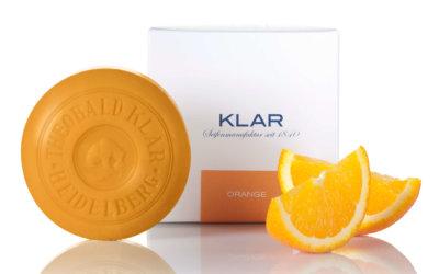 KLAR'S Orangenseife