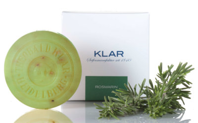 KLAR'S Rosmarinseife