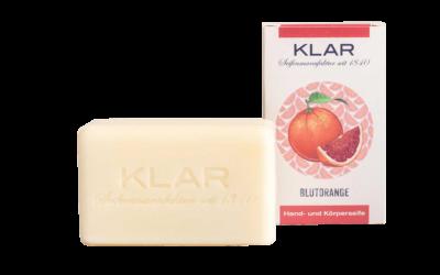 KLAR'S Blutorangenseife palmölfrei