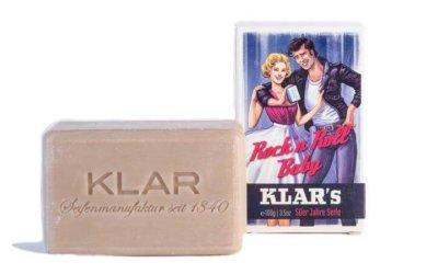 KLAR's 50-er Retro Seife Rock 'n' Roll palmölfrei