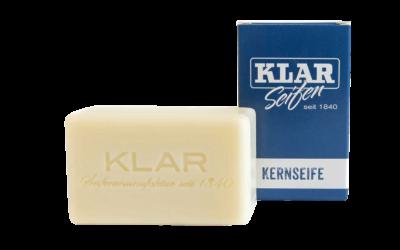 KLAR'S Kernseife palmölfrei