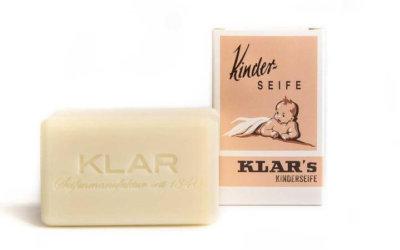 KLAR'S Kinderseife palmölfrei