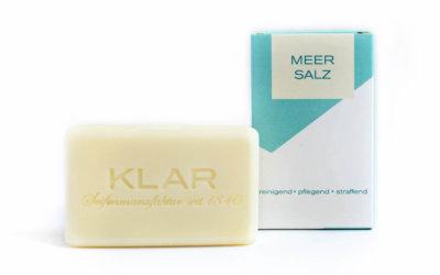 KLAR'S Meersalzseife palmölfrei