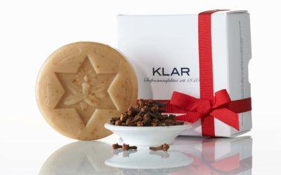KLAR'S Weihnachtstaler Nelke