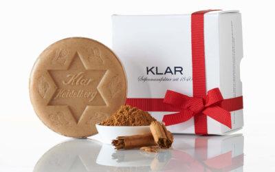 KLAR'S Weihnachtstaler Zimt